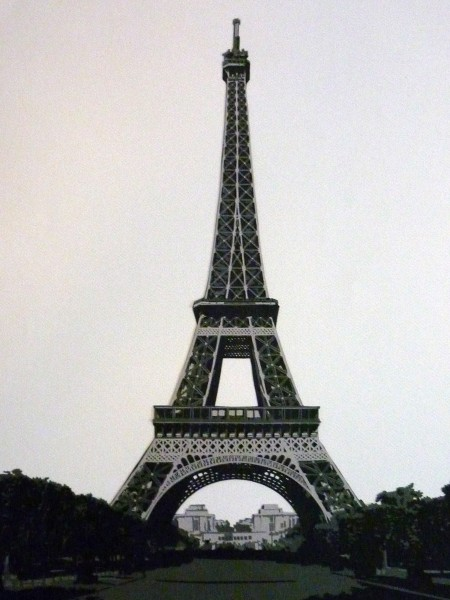 Eiffel Tower copy