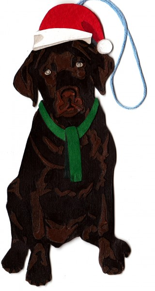 Toby Ornament